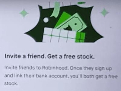 robinhood invite