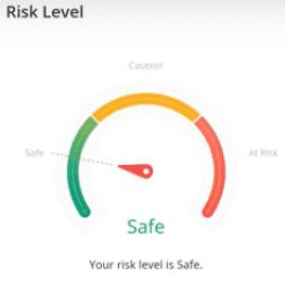 webull risk level