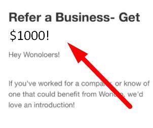 wonolo refer