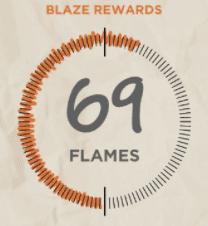 blaze reward